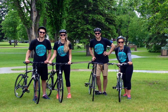 Cycle on Life – Riverview Health Centre